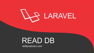 CRUD : Update data ke database pada Laravel – Elequent ORM