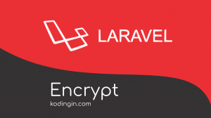 Tutorial Encrypt and Decrypt pada Laravel