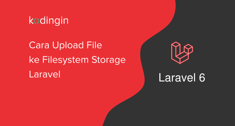 Tutorial cara Upload File menggunakan Filesystem Storage di Laravel