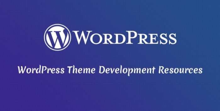 Tutorial membuat theme wordpress